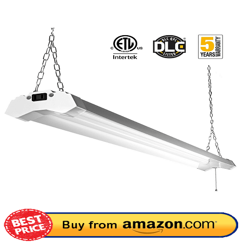 Linkable LED Utility Shop Light