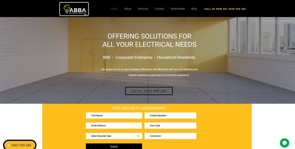 Abba Electrical Electricians In Melbourne