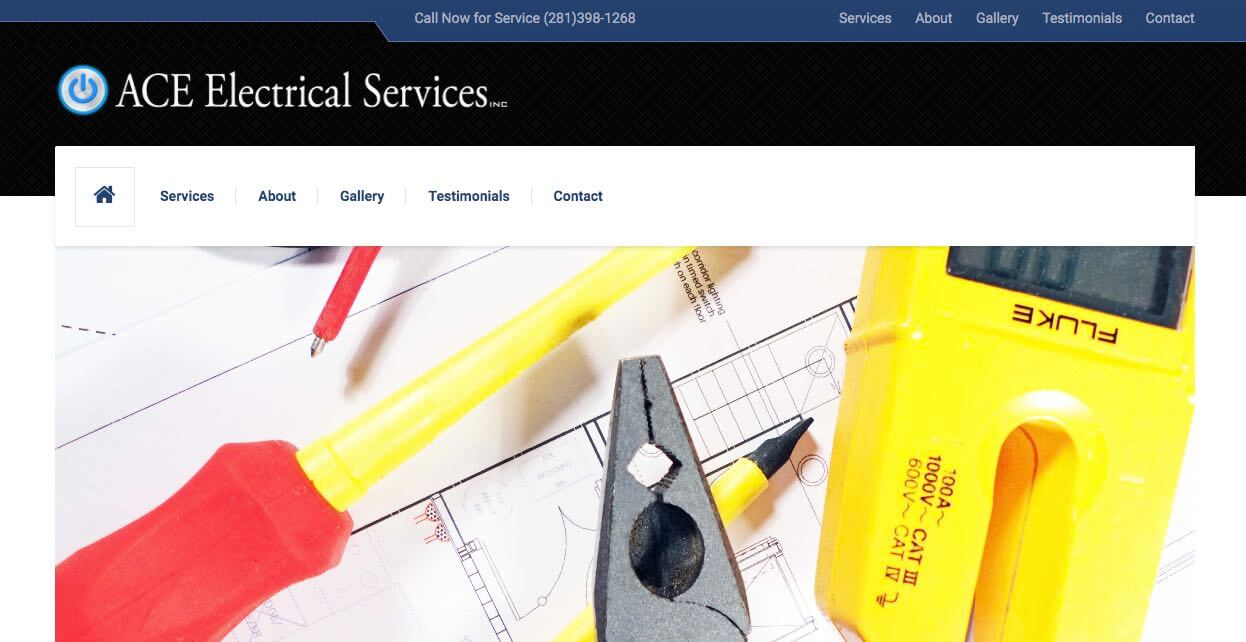 Ace Electrical Services Electrician Houston