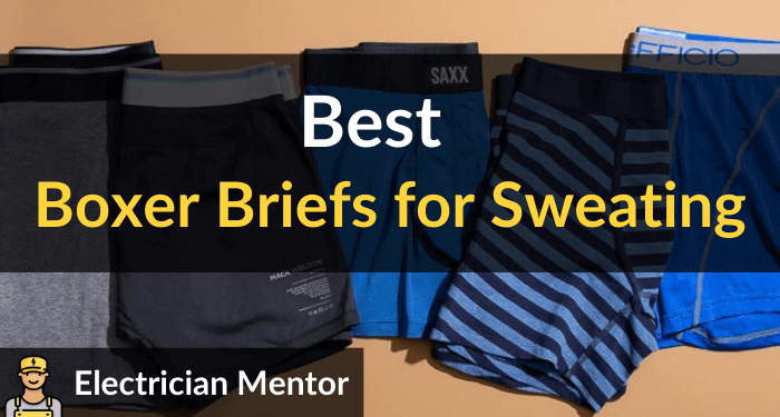 Best Boxer Briefs For Sweating