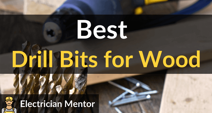 Best Drill Bits For Wood