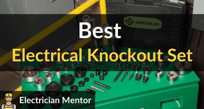 Best Electrical Knockout Set