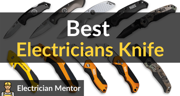 Best Electricians Knife