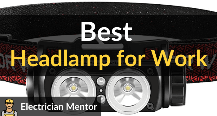 Best Headlamp For Work