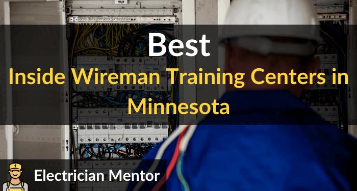 best inside wireman training centers in minnesota