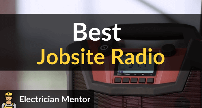 Best Jobsite Radio