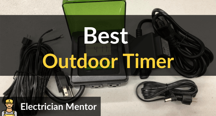 Best Outdoor Timer