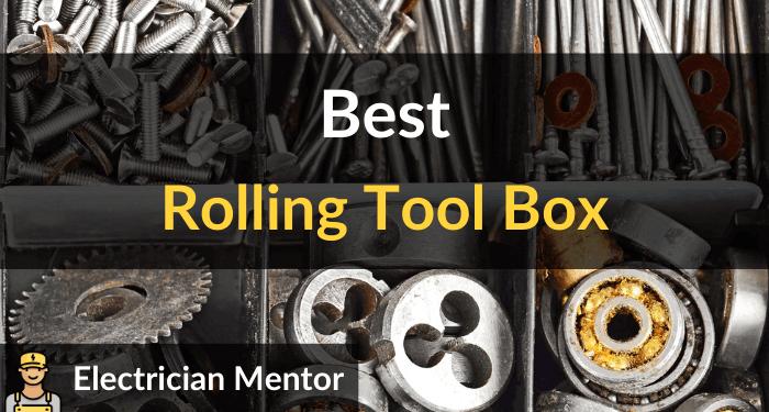 Best Rolling Tool Box