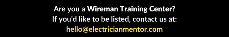 best wireman training center