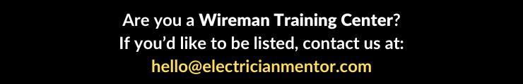 best wireman training center