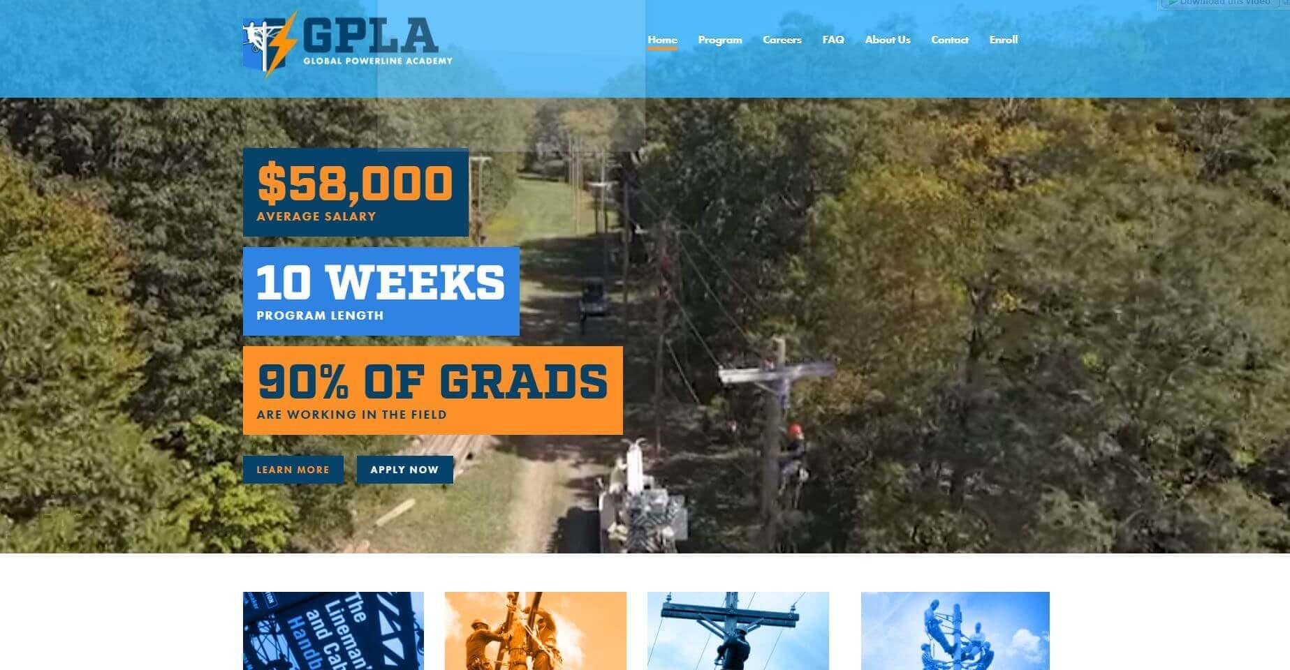 Global Powerline Academy Lineman Schools Usa