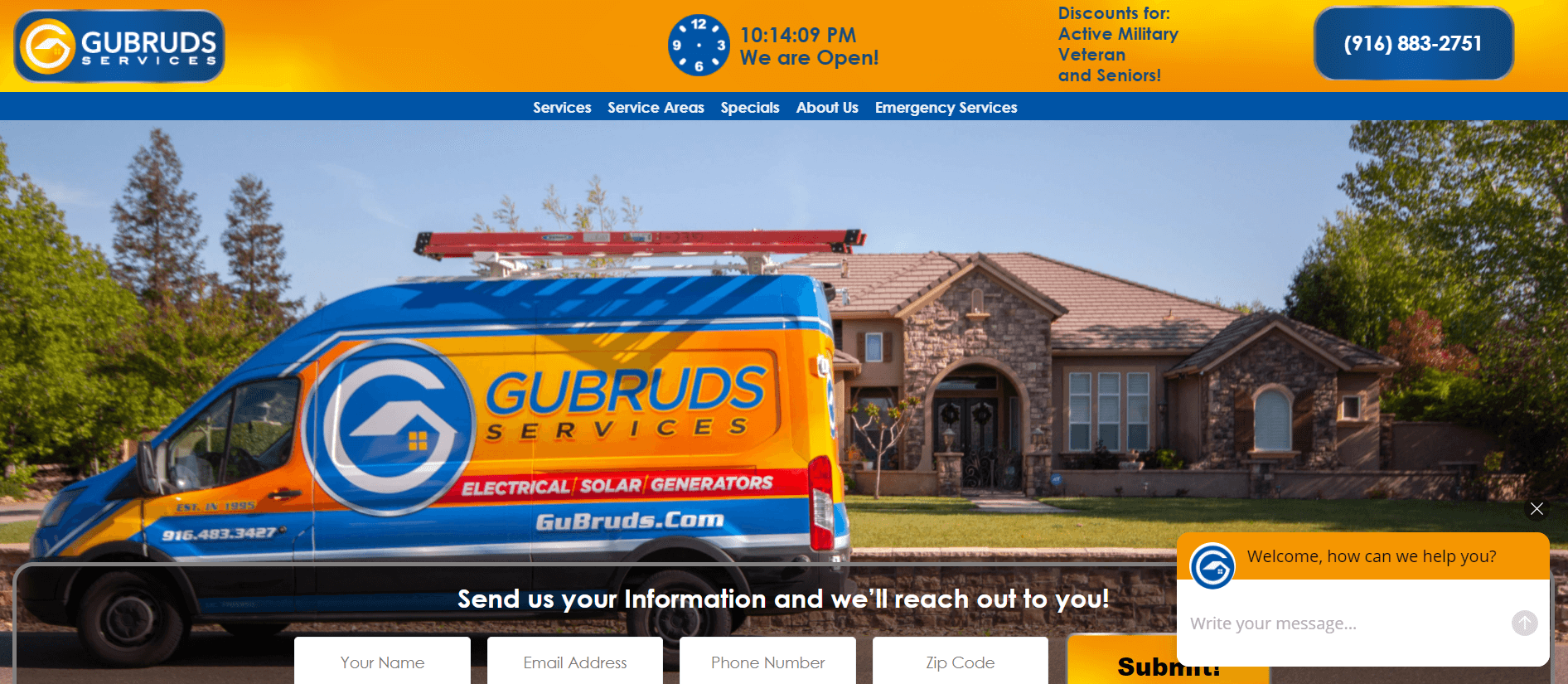 Gubruds Electrical Contracting Inc