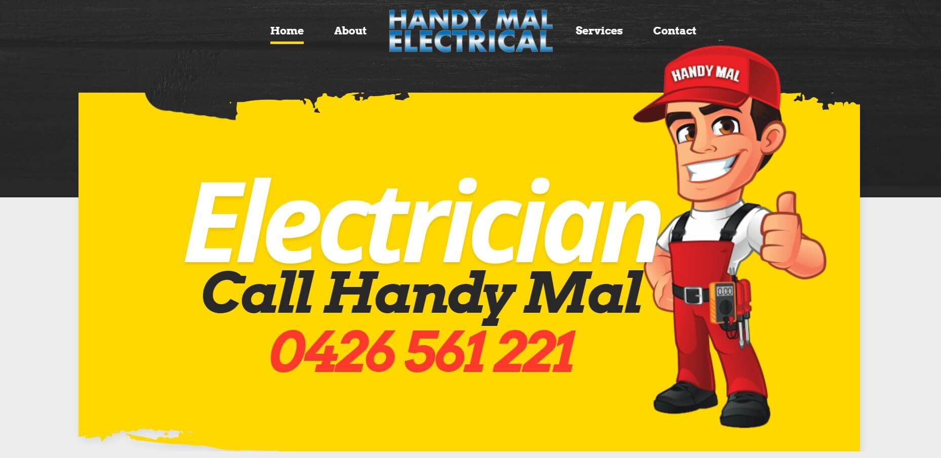 handy mal electrical electricians in perth