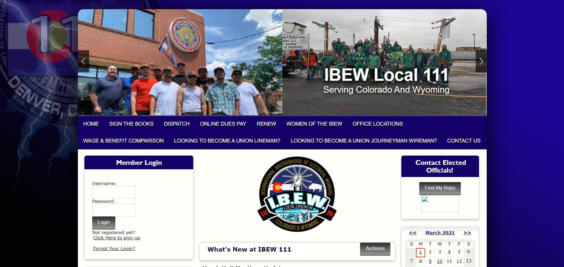ibew local 111