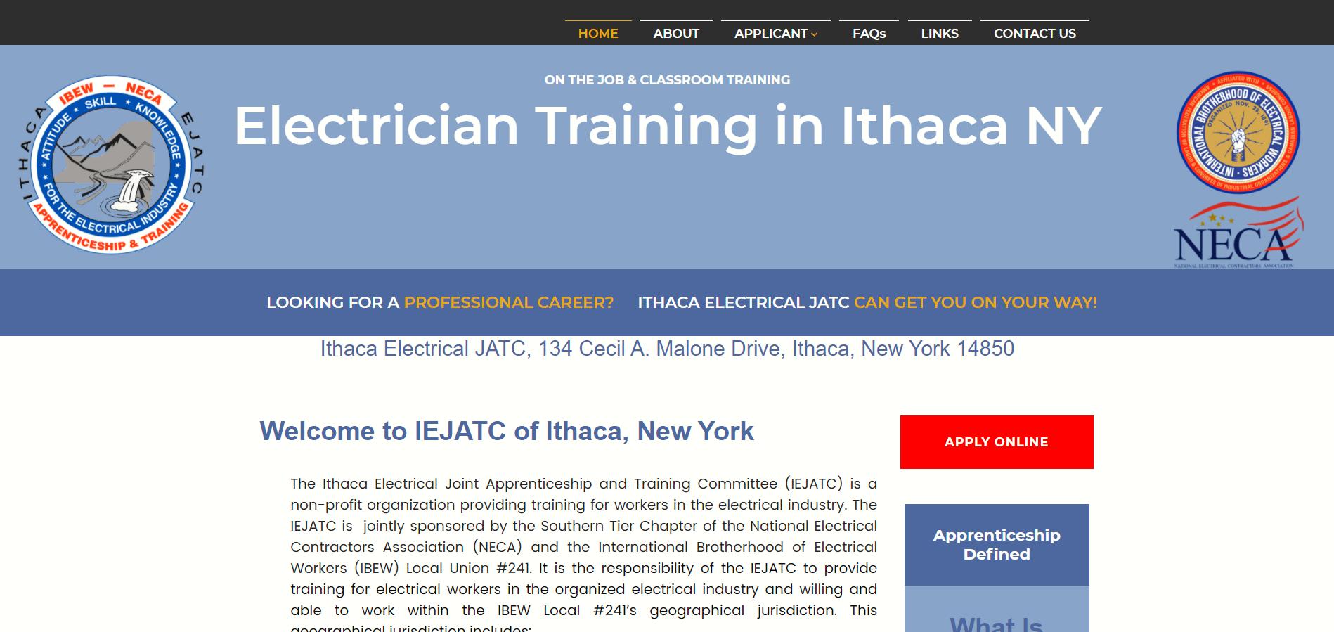 ithaca ny jatc