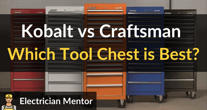 Kobalt vs Craftsman