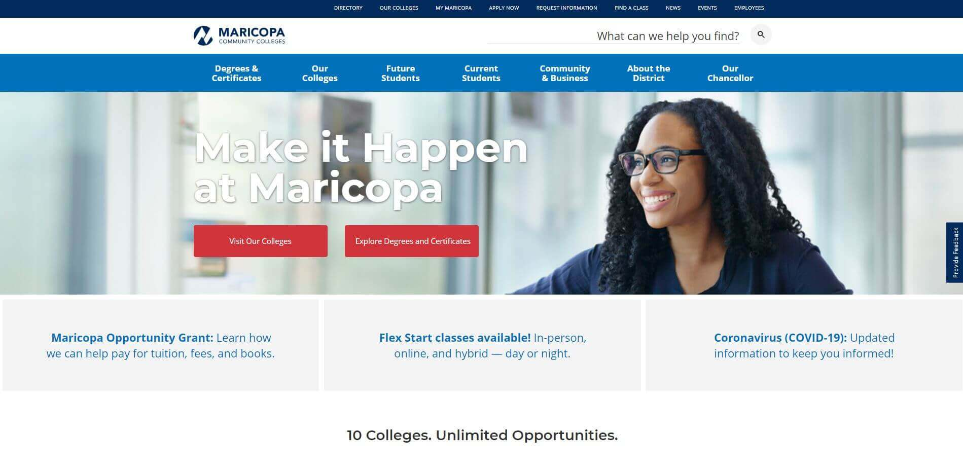 Maricopa Community Colleges Lineman School Usa