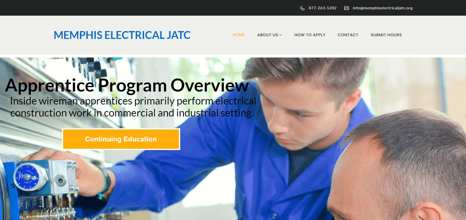 memphis electrical jatc