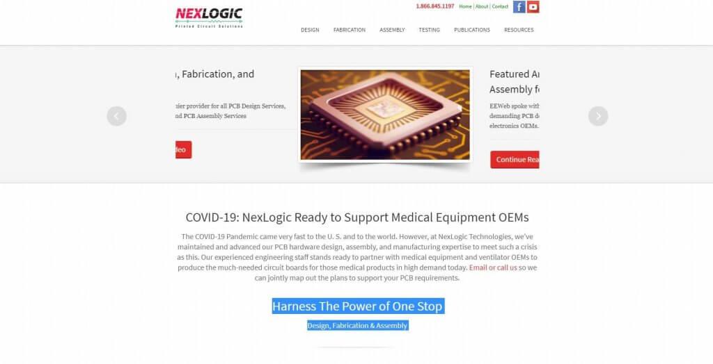 Nexlogic Technologies Inc.