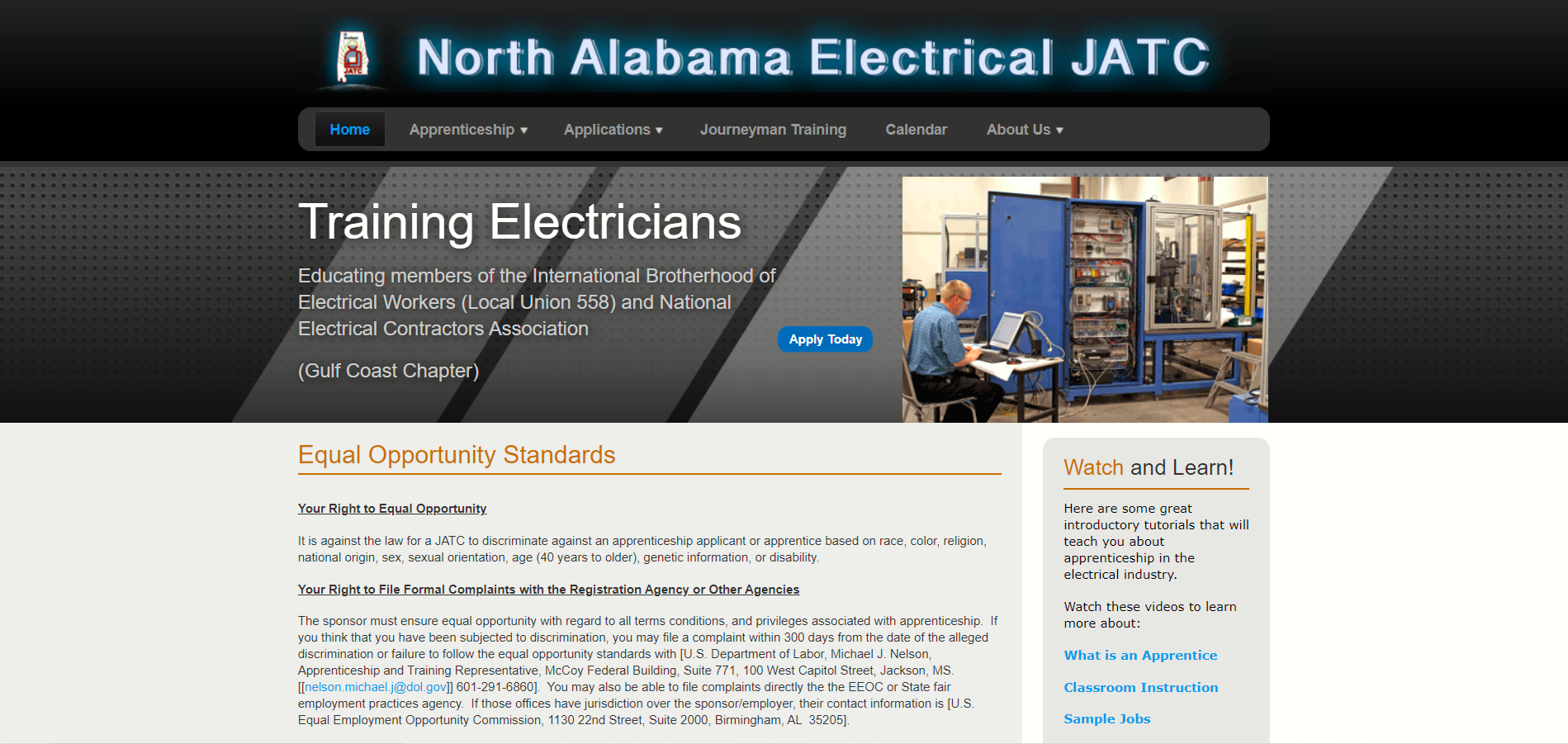 north alabama electrical jatc