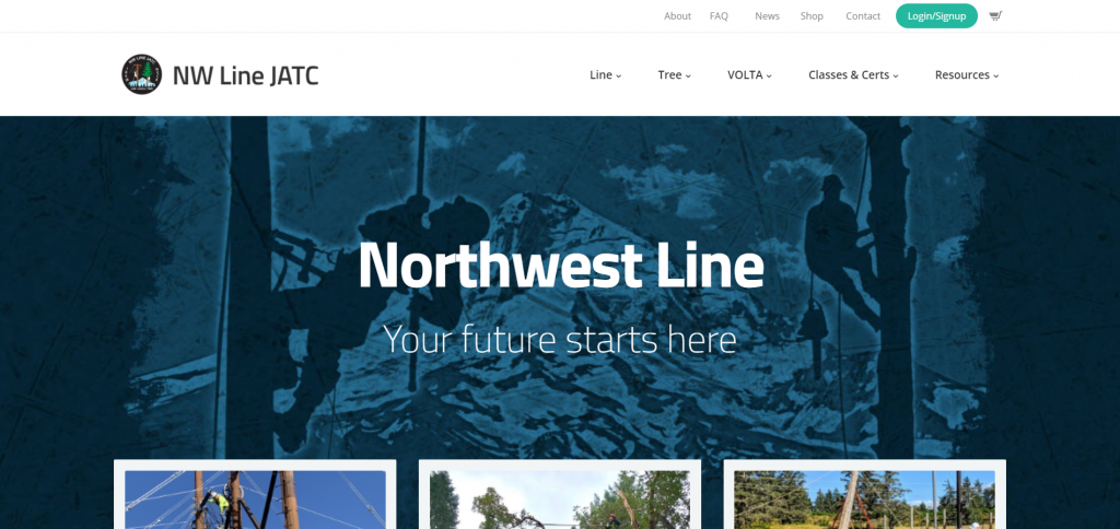 north west line ajatc