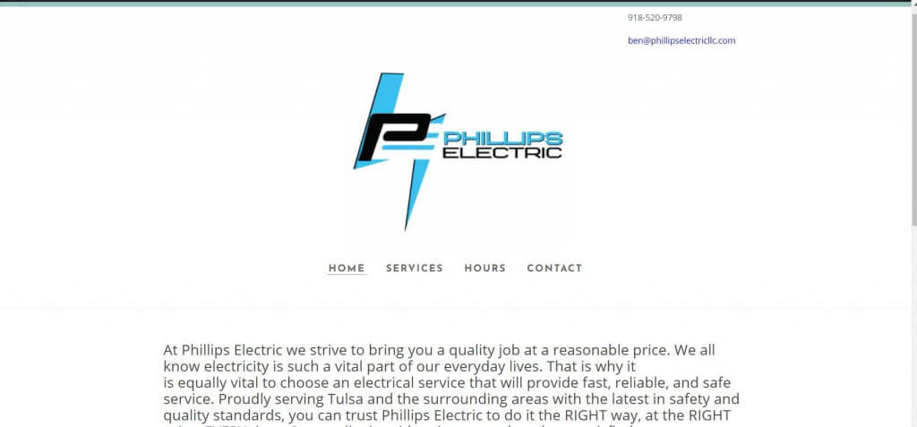 Philips Electric In Electrician Tulsa