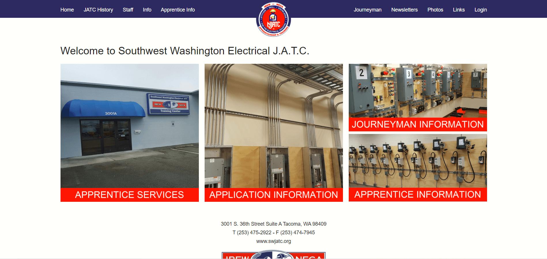 sw washington electrical jatc