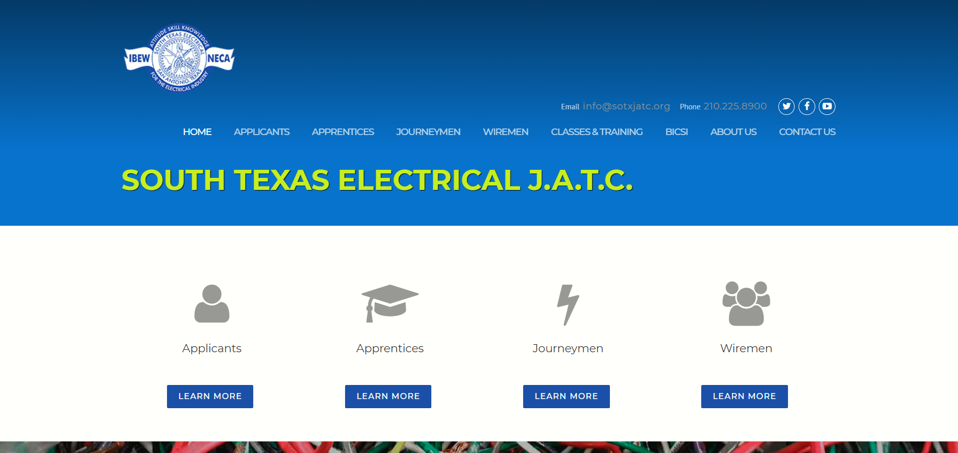 south texas electrical jatc