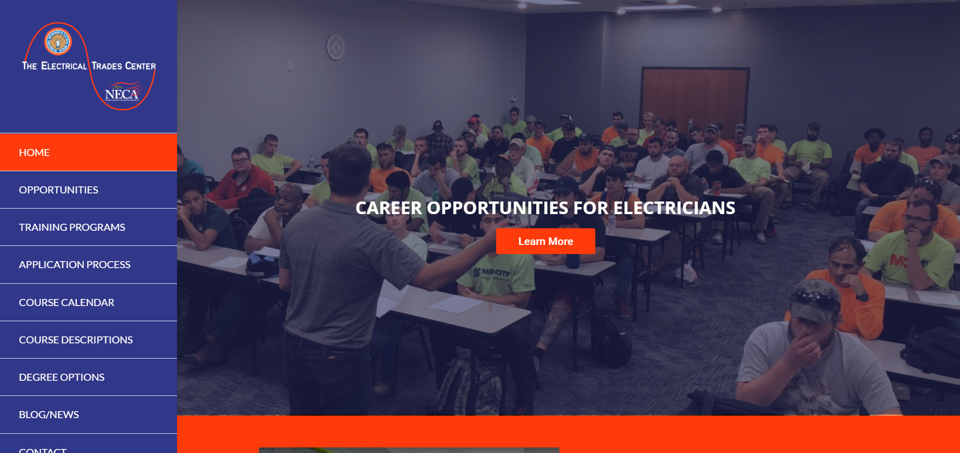 the electrical trades center
