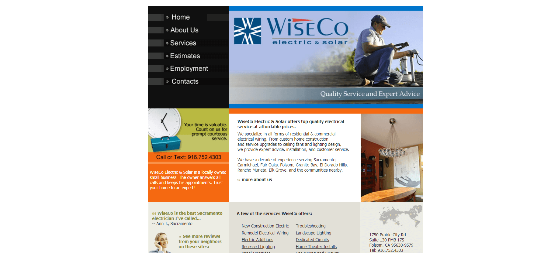 Wiseco Electric Solar
